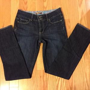 PAIGE Hidden Hills Straight Leg Jeans Size 30